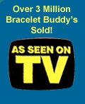 Over 3 Million Bracelet Buddies Sold!