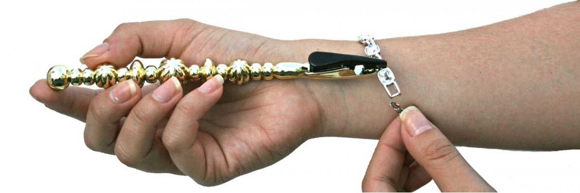 bracelet buddy gold